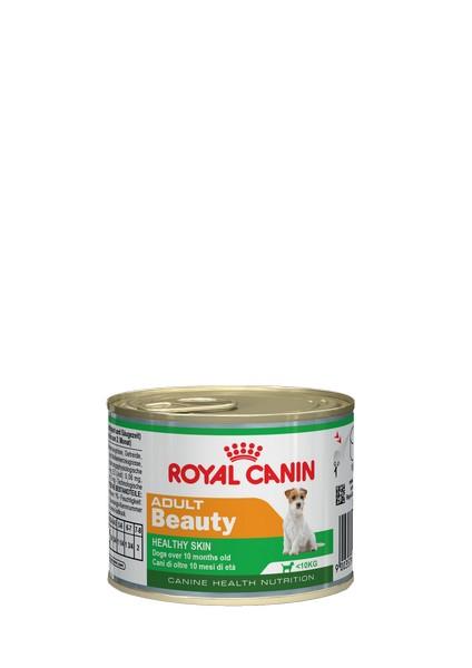 Royal Canin Adult Beauty Canine / Влажный корм (Консервы) Роял Канин Эдалт Бьюти для взрослых собак для здоровой Шерсти и Кожи (Цена за упаковку)