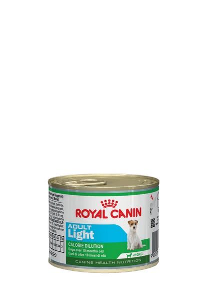Royal Canin Adult Light Canine / Влажный корм (Консервы) Роял Канин Эдалт Лайт для взрослых собак Низкокалорийные (Цена за упаковку)