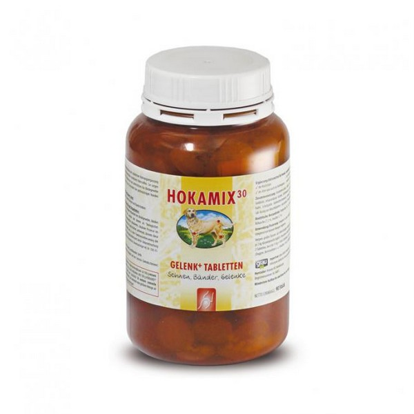 Hokamix 30 Gelenk+ Таблетки Хокамикс Геленк+ для Суставов и связок собак