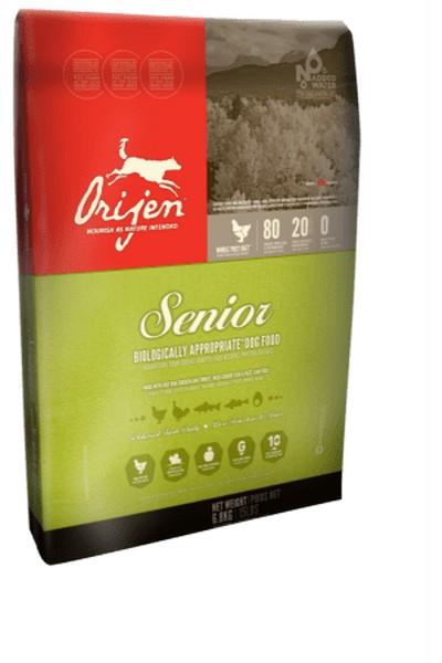 Orijen Dog Senior 85 / 15 No Grain Сухой корм Беззерновой для Пожилых собак