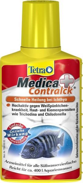 Tetra / лекарство для рыб Contralck 100 мл