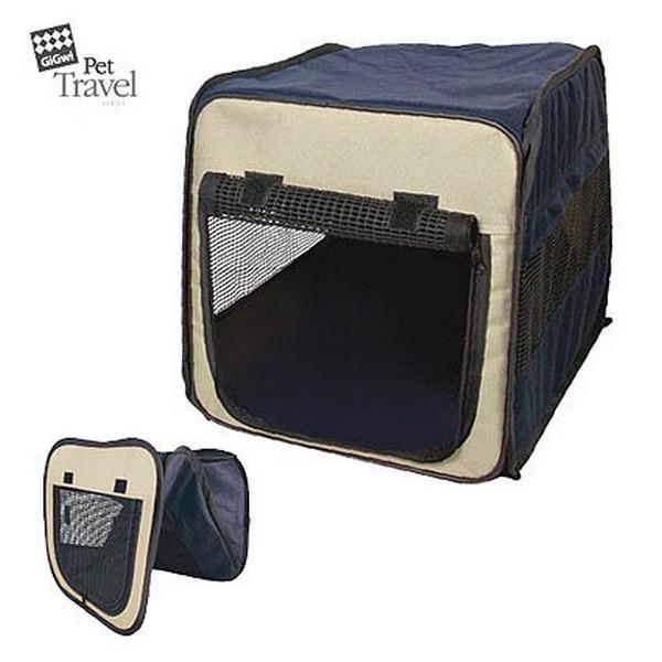 GiGwi Pet Travel Переносная конура Твистер для животных весом менее 10 кг Складная Ультралегкая