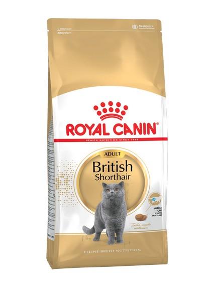 Royal Canin British Shorthair / Сухой корм Роял Канин для Взрослых кошек породы Британская короткошерстная