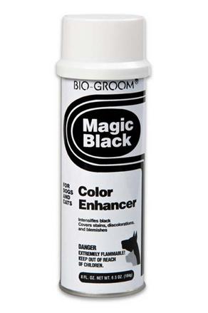 Заказать Bio-Groom Magic Black / черный выставочный спрей-мелок 236 мл по цене 2100 руб