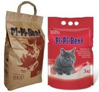 Заказать Pi-Pi-Bent Classic / Наполнитель для кошачьего туалета Комкующийся (пакет) по цене 180 руб