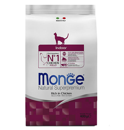 Monge Cat Indoor / Сухой корм Монж для Домашних кошек