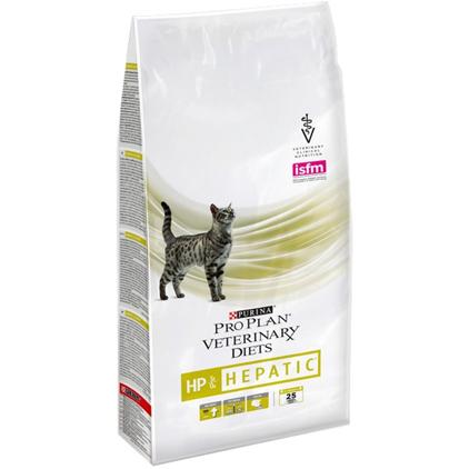 Заказать Purina Pro Plan Veterinary Diets HP Hepatic / Лечебный корм Пурина Про План Ветеринарная Диета для кошек Заболевание печени по цене 1290 руб