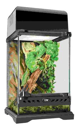 Заказать Hagen Nano / террариум из силикатного стекла по цене 4300 руб