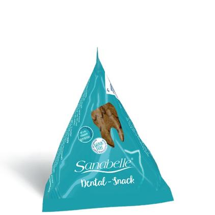 Заказать Sanabelle Dental Snack 0,02 / кг Лакомство Санабель Дентал 0,02 кг по цене 60 руб