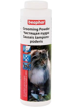 Заказать Beaphar Grooming Powder / Пудра для кошек Чистящая (сухая чистка без воды и мыла) по цене 730 руб