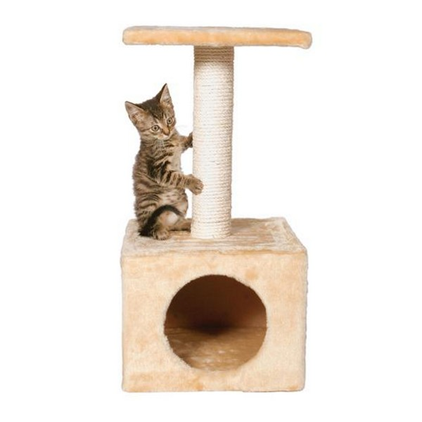 "Заказать Trixie / Домик для кошек ""Zamora"" с площадкой по цене 1840 руб"