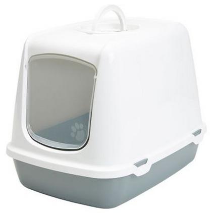 Заказать Savic Os / сar Туалет для кошек Закрытый с Дверцей 50 х 37 х 39 см по цене 1140 руб