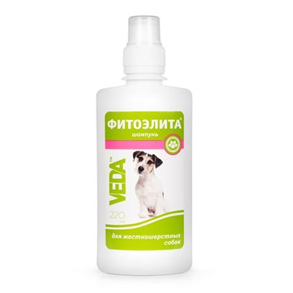 Заказать Veda / Фитоэлита  Шампунь для Жесткошерстных собак по цене 110 руб