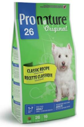 Заказать ProNature Adult Chicken / Сухой корм для собак всех пород Курица овес по цене 710 руб
