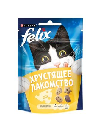 Заказать Felix / Хрустящее лакомство Сыр по цене 30 руб