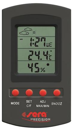Заказать Sera Precision / Термометр-гигрометр для террариумов по цене 1040 руб