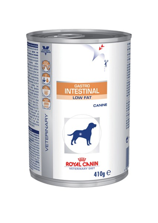 Заказать Royal Canin Gastro Intestinal Low Fat Canine / Ветеринарный влажный корм (Консервы) Роял Канин Гастро Интестинал Лоу Фэт для собак при нарушении Пищеварения Низкокалорийный (Цена за упаковку) по цене 1390 руб