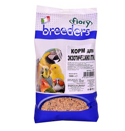 Заказать Fiory Breeders / Корм для Экзотических птиц по цене 250 руб