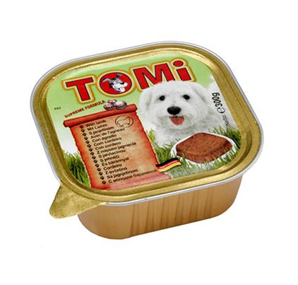TOMi Lamb / Консервы Томи для собак с Ягненком (цена за упаковку)