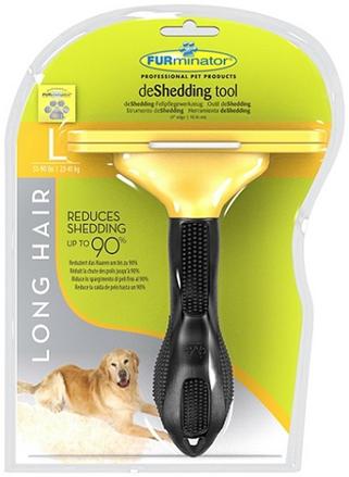 Заказать FURminator / для собак крупных длинношерстных пород Long Hair Large Dog 10 см по цене 2590 руб