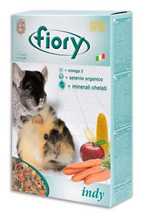 Fiory Indy / Корм Фиори для Морских свинок и Шиншилл