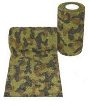 """Заказать Andover PetFlex / бандаж 10 см х 4,5 м """"зеленый камуфляж"""" по цене 210 руб"""