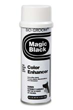 Bio-Groom Magic Black / черный выставочный спрей-мелок 236 мл