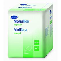 Заказать Hartmann MoliNea Normal Пеленки впитывающие 80 г / м² 30шт по цене 480 руб