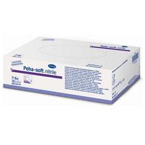 Заказать Hartmann Peha-soft Nitrile / Перчатки без пудры диагностические Нитриловые 100 шт по цене 860 руб