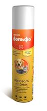 Bayer Больфо / Аэрозоль от Блох для собак и кошек