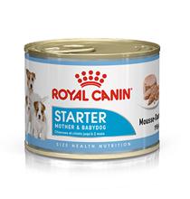 Royal Canin Starter Mousse Mother&Babydog Canin / Влажный корм (Консервы) Роял Канин Стартер Мусс для Щенков в возрасте до 2 месяцев и для беременных или кормящих собак (Цена за упаковку)