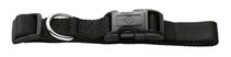 Hunter Smart Ecco / ошейник для собак размер нейлон Черный