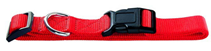 Hunter Smart Ecco / ошейник для собак размер нейлон Красный