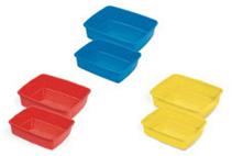 Заказать MPS Hydra Mini Maxi / туалет-лоток с рамкой (цвета: желтый, голубой, красный) по цене 400 руб