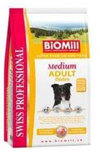 Заказать BioMill Swiss Professional Medium Adult / Сухой корм для собак Средних пород по цене 1250 руб