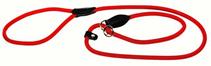 Hunter Freestyle / ринговка для собак нейлоновая стропа Красная