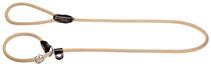 Hunter Freestyle / ринговка для собак нейлоновая стропа Бежевая