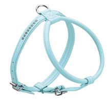 Заказать Hunter Smart Modern Art R&S Luxus / шлейка для собак кожзам Синяя по цене 1190 руб