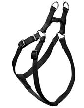 Hunter Smart Ecco Quick / шлейка для собак нейлон Черная