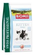 Заказать BioMill Swiss Professional Kitten / Полнорационный корм для котят и беременных кошек по цене 900 руб