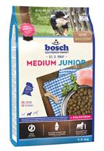 Bosch Junior Medium / Сухой корм для Щенков Средних пород