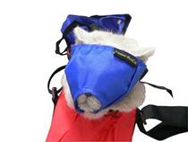 Kruuse / нейлоновый намордник для кошек S