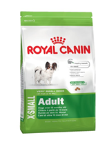 Royal Canin X-Small Adult / Сухой корм Роял Канин Икс-Смолл Эдалт для Взрослых собак мелких пород