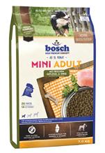 Bosch Adult Mini Geflugel & Hirse / Сухой корм Бош Эдалт Мини для собак Мелких пород Птица и Просо