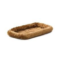 MidWest Quiet Time Pet Bed / Лежанка Мидвест Меховая Коричневая