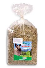 Fiory Alpiland Green / Сено Фиори для грызунов Альпийское с Люцерной