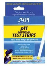 Заказать Api pH Aquarium Test Strips / Тест-полоски для определения уровня pH в Аквариумной воде по цене 1010 руб