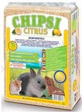 """Chipsi Citrus / Наполнитель Чипси для грызунов Опилки древесные ароматизированные """"Цитрус"""""""