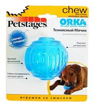 Petstages Orka / Игрушка Петстейджес для собак Теннисный мяч