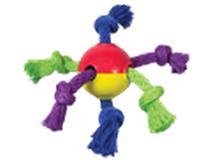 Заказать Petstages Puppy / Игрушка для Щенков Мячик с канатами по цене 1530 руб